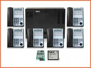 NEC 1100 6 Phones and Voice Mail Pricing